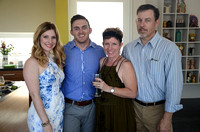Sara and Art Engagement Party Sept 27, 2014